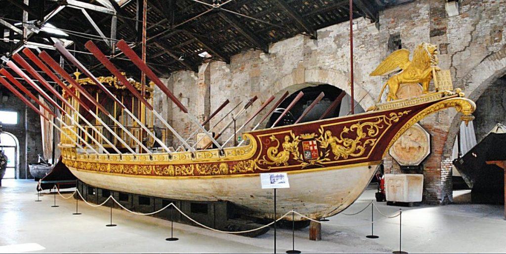 Военно-морской музей истории Венеция