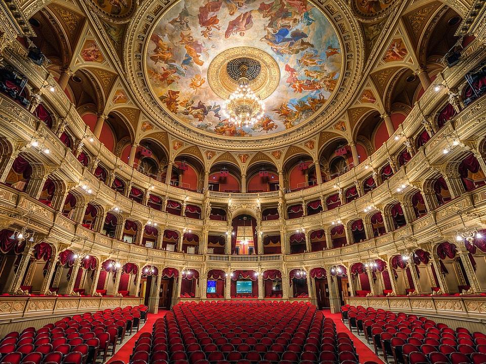 Венгерская государственная опера