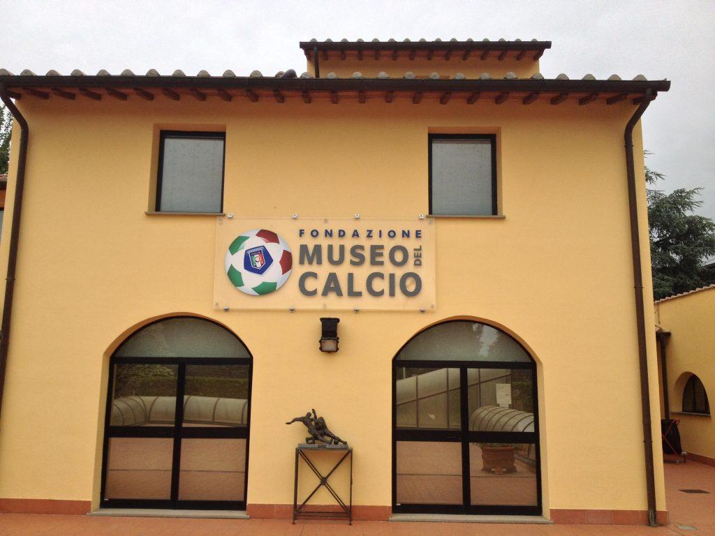Музей Футбола в Коверчано