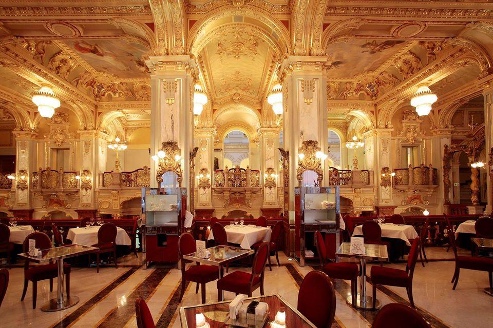 Нью-Йоркский дворец Будапешт