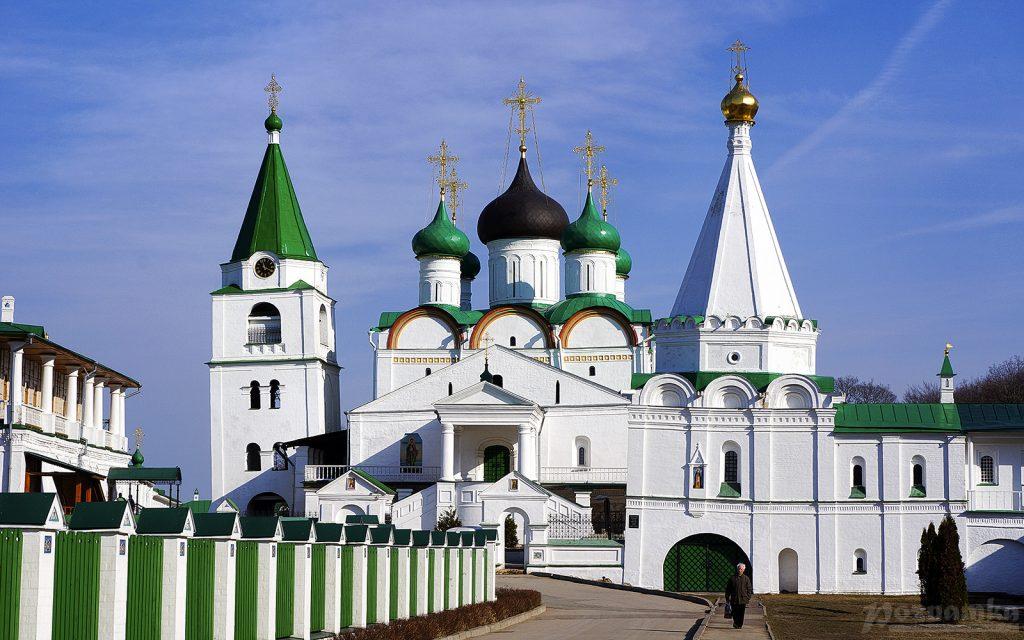 Вознесенский Печорский мужской монастырь