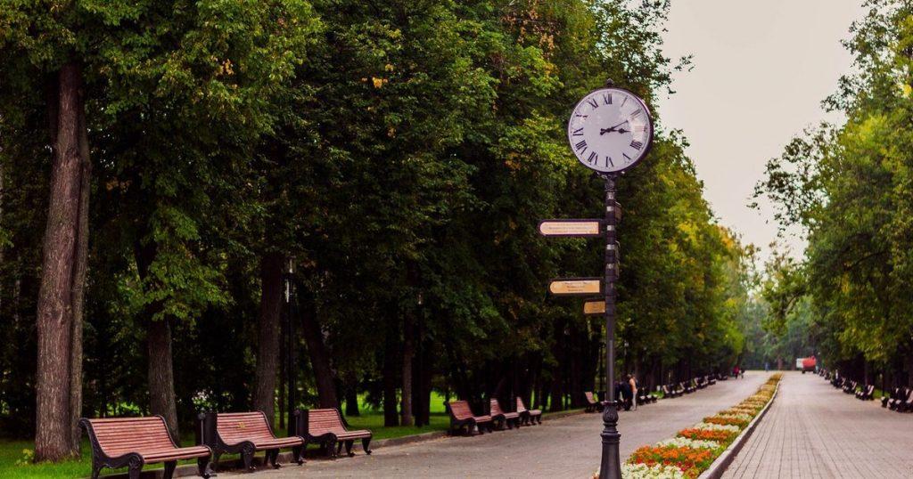 Парк имени Горького Казань