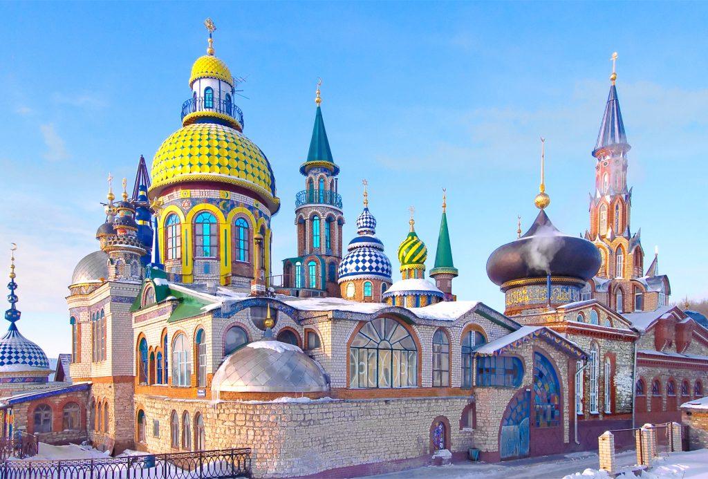 Храм всех религий Казань