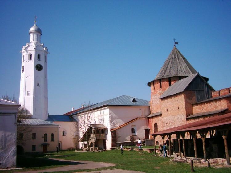 Церковь Сергия Радонежского Великий Новгород