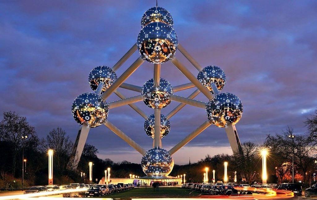 Атомиум Брюссель