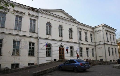 Путевой дворец Великий Новгород