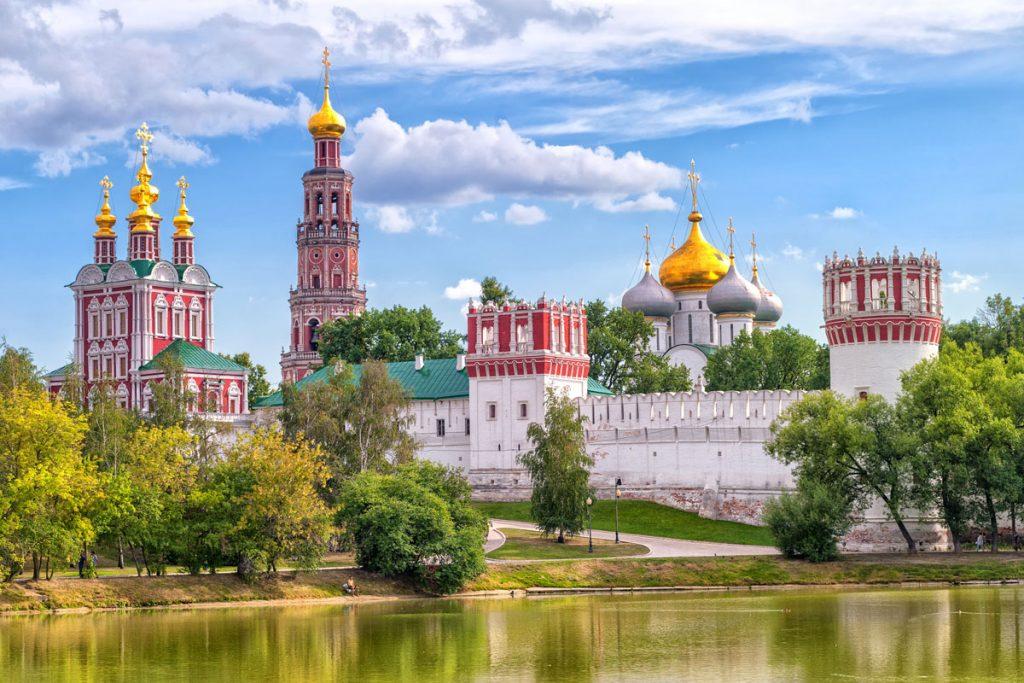 Новодевичий монастырь