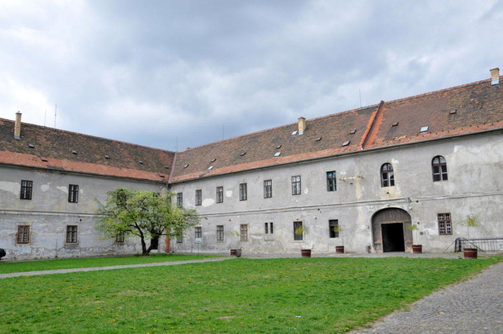 Замок Зичи