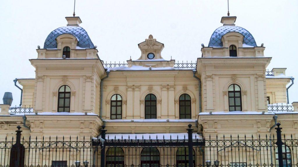 Ромодановский вокзал
