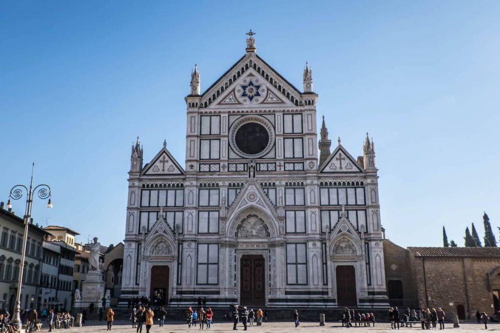 Церковь Святого Креста Флоренция