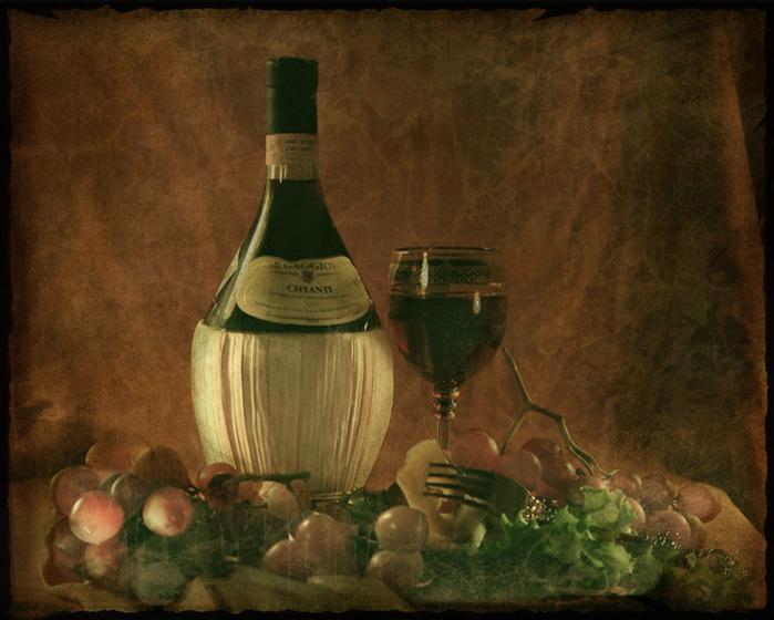 Экспериментальные образцы вина Кьянти