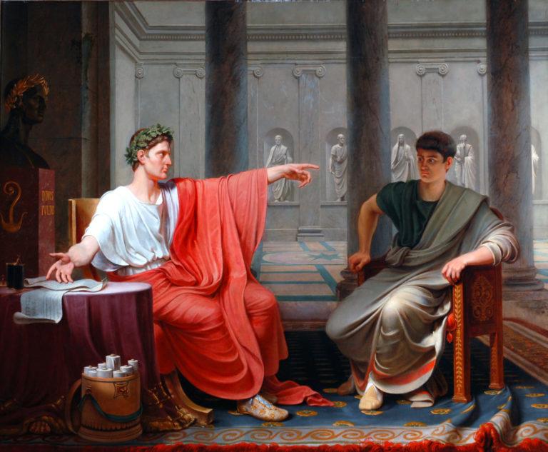 Юлий Цезарь в Древнем Риме