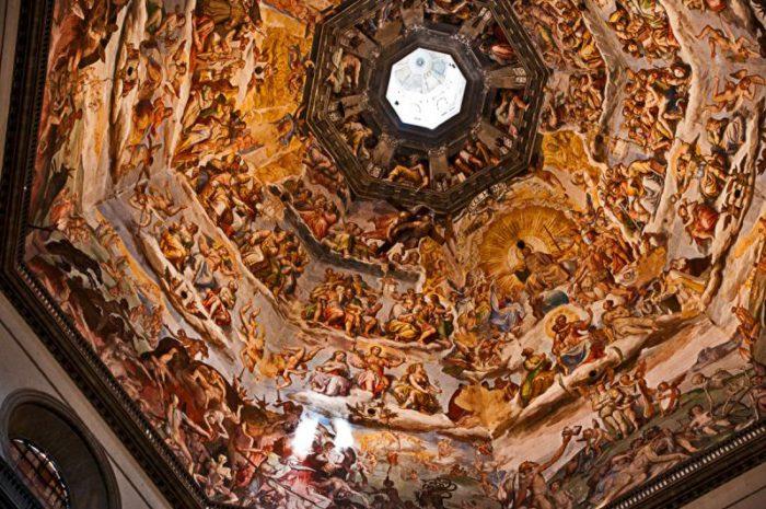 Купол собора Санта-Мария-дель-Фьоре