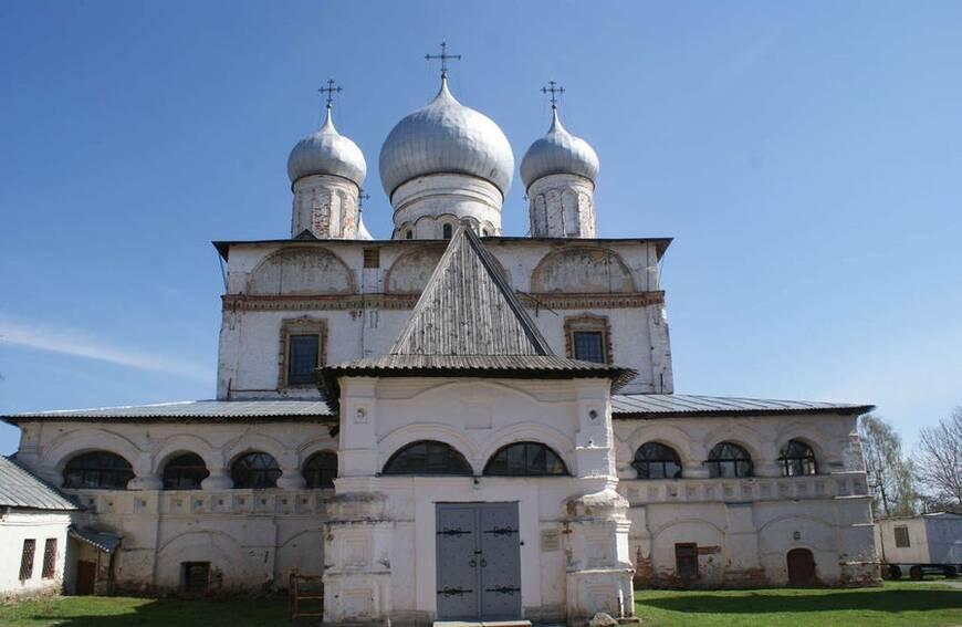 Знаменский собор Великий Новгород