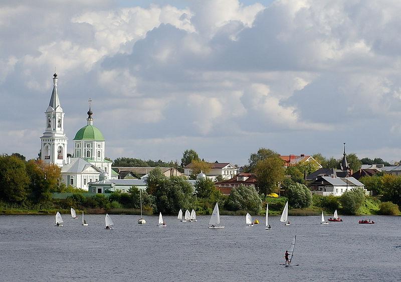 Свято-Екатерининский монастырь Тверь