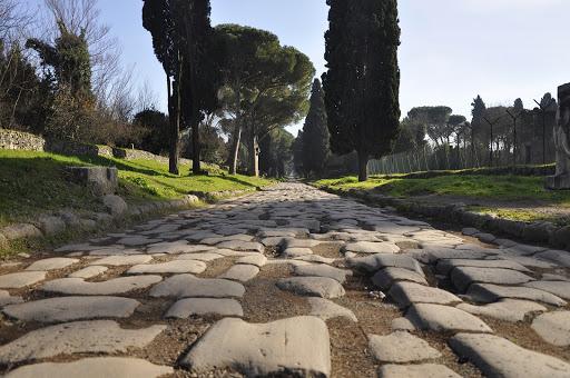 Аппиева дорога в Древнем Риме