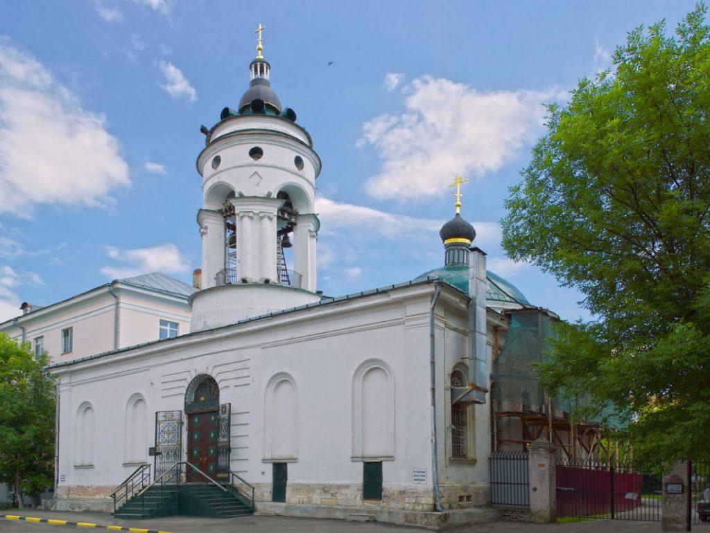Скорбященская церковь Тверь