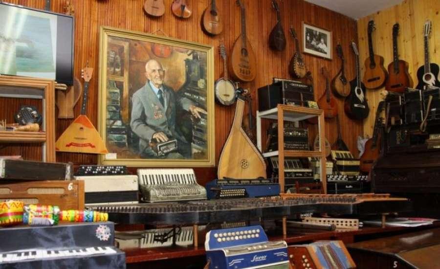 Музей музыкальных инструментов Волгоград