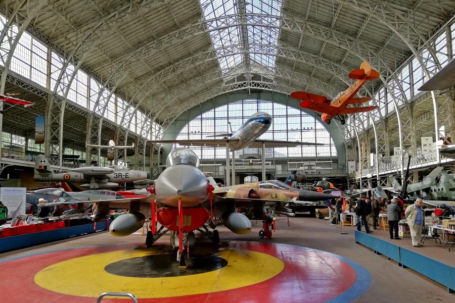 Музей Вооруженных Сил Брюссель