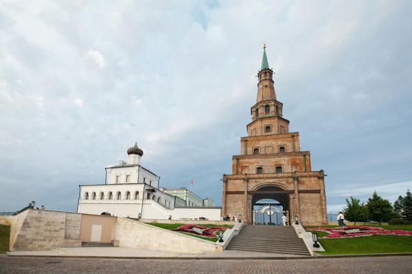 Башня Сююмбике Казань