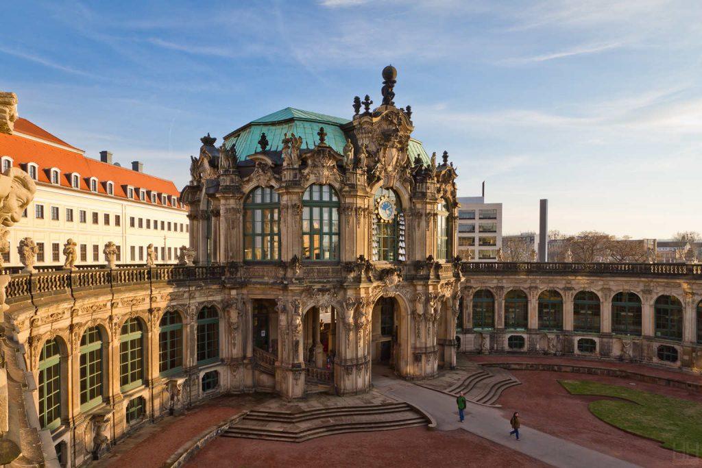 Красивые места в Германии: Цвингер