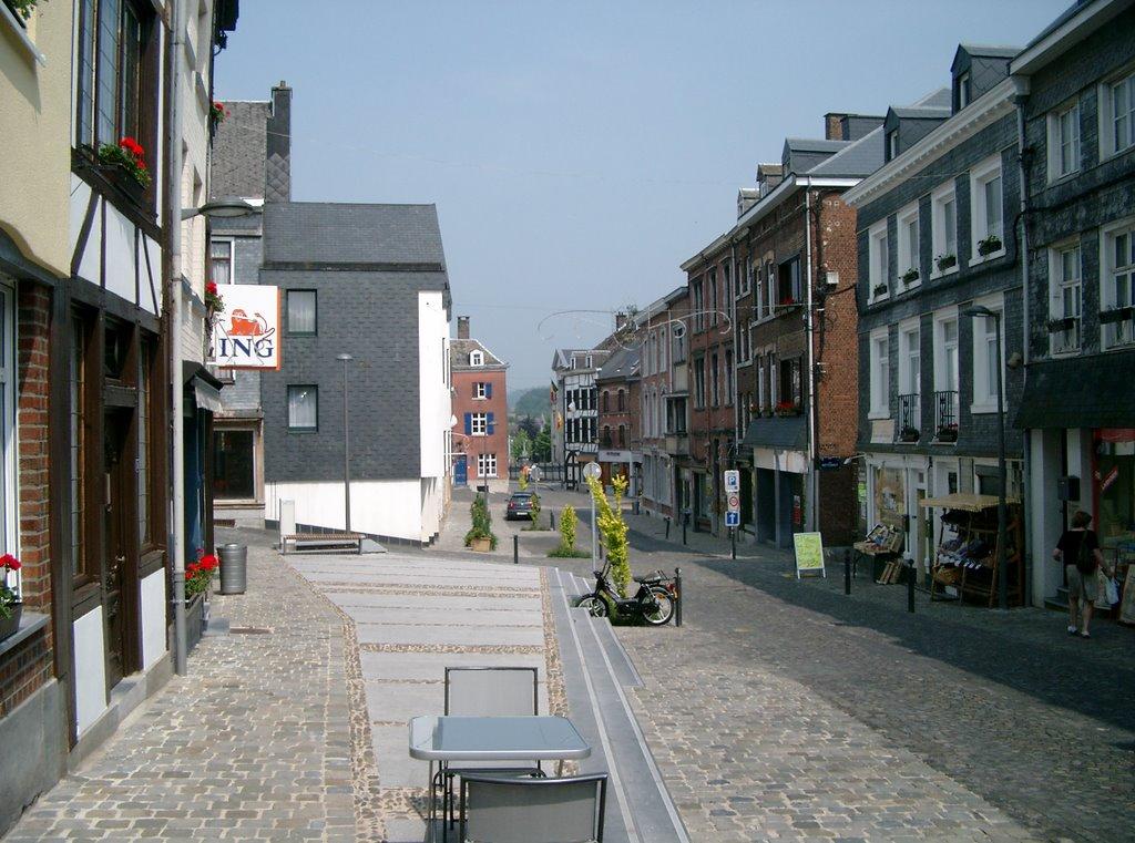 Улица Нев Брюссель