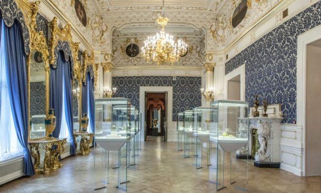 Музей Карла Фаберже в Баден-Бадене