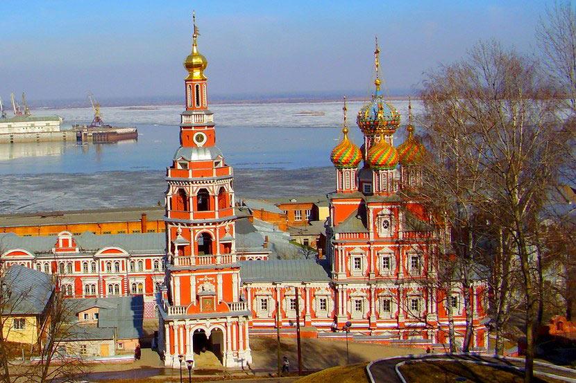 Строгановская Рождественская церковь