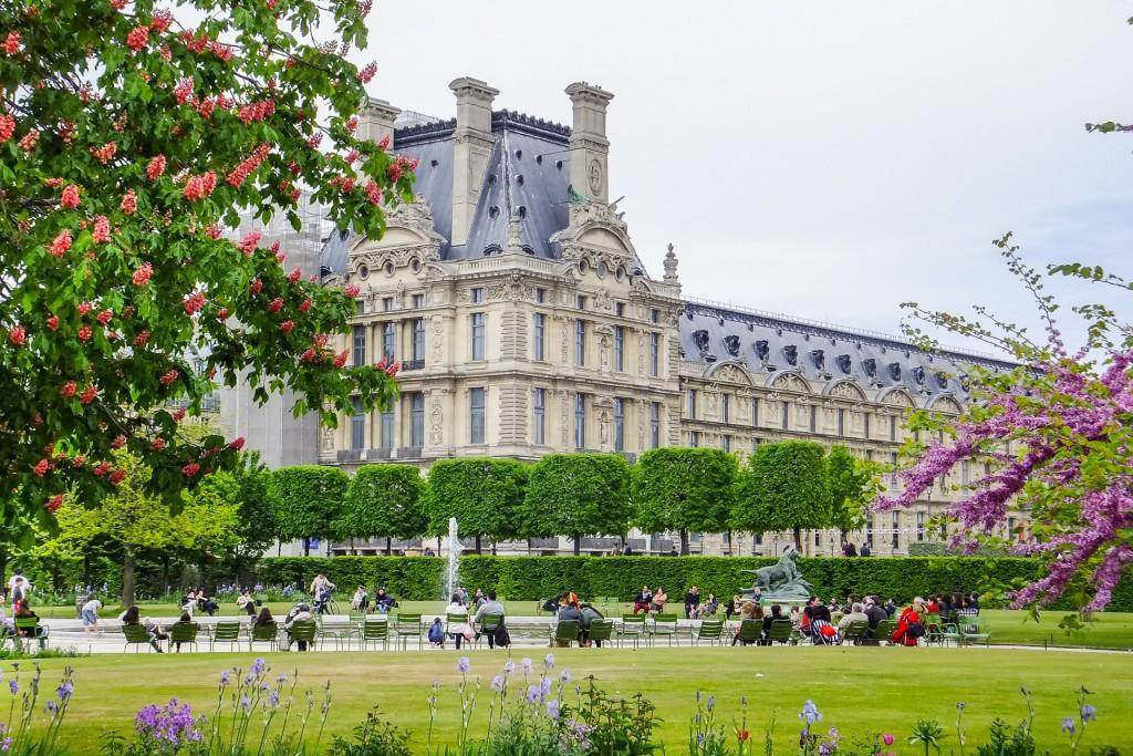 Сад Тюильри
