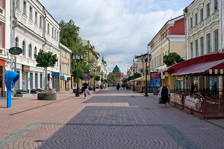 Большая Покровская  Нижний Новгород