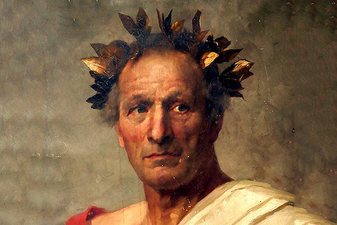 Портрет Цезаря