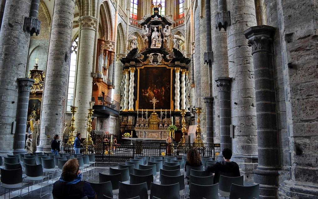 Церковь Святого Николая Гент