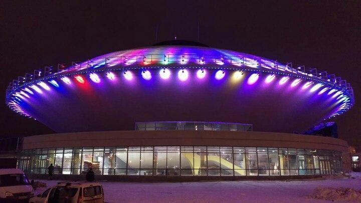 Цирк в Казани