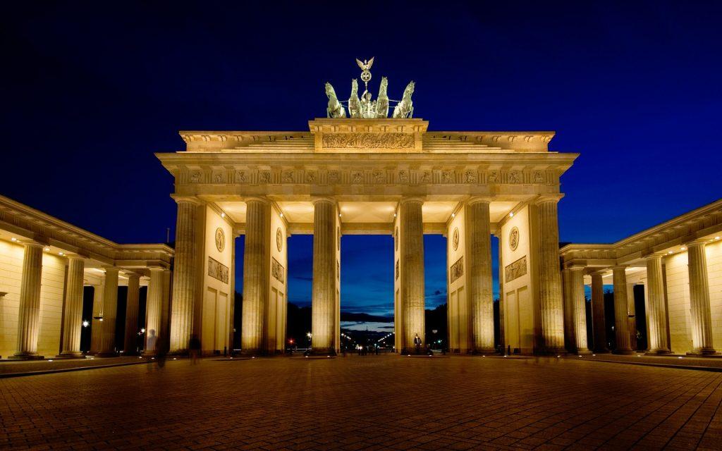 Куда сходить в Германии? — Бранденбургские ворота