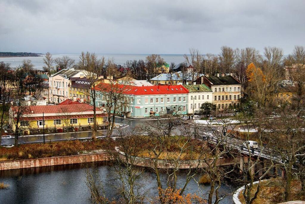 Центр Шлиссельбурга