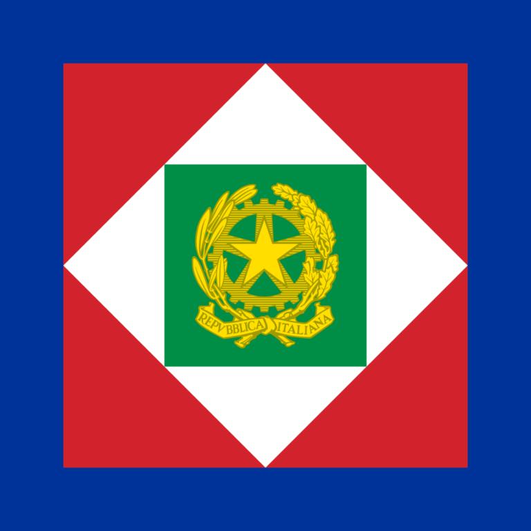 Штандарт Президента Италии