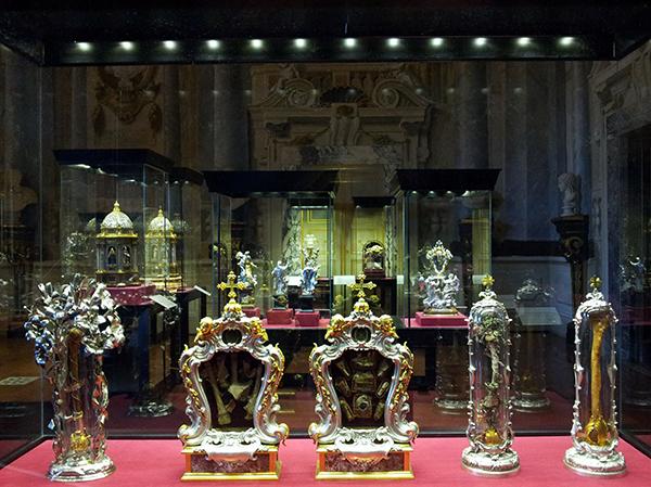 Музей Серебра Палаццо Питти