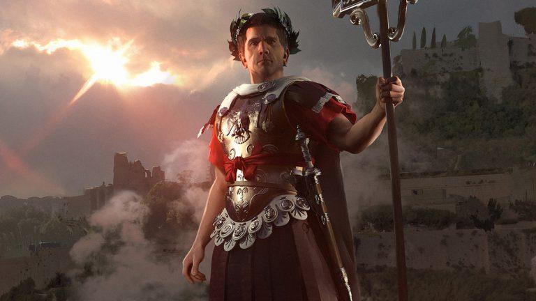 Полководец Цезарь