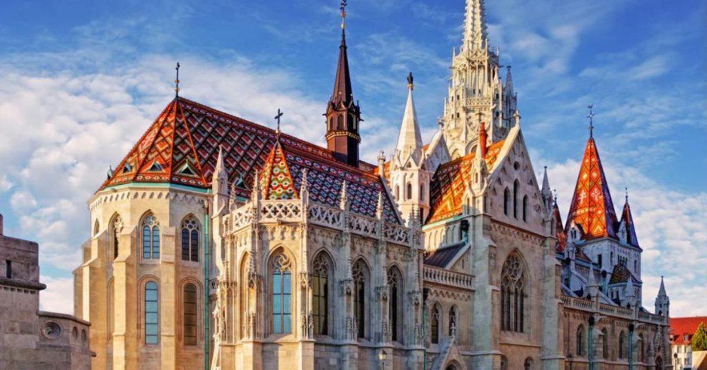 Храм Матьяша Будапешт
