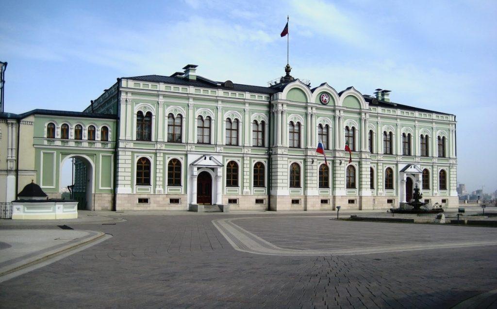 Президентский дворец Казань
