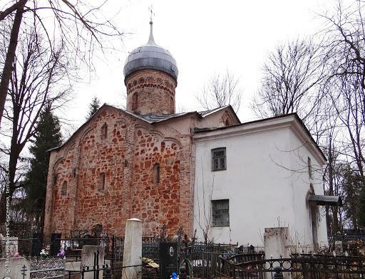 Храм Рождества Христова Великий Новгород
