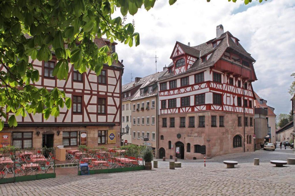 Дом-музей Дюрера Нюрнберг