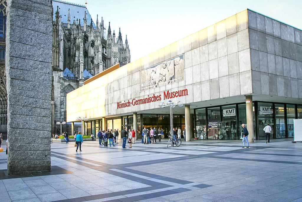 Римско-германский музей Кёльн