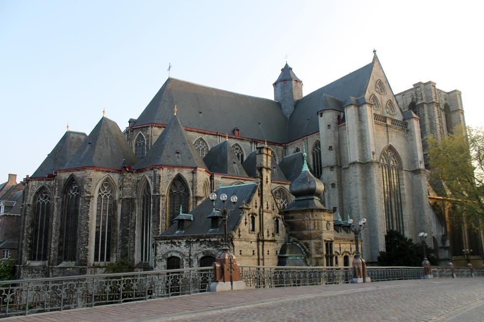 Церковь Святого Михаила Гент