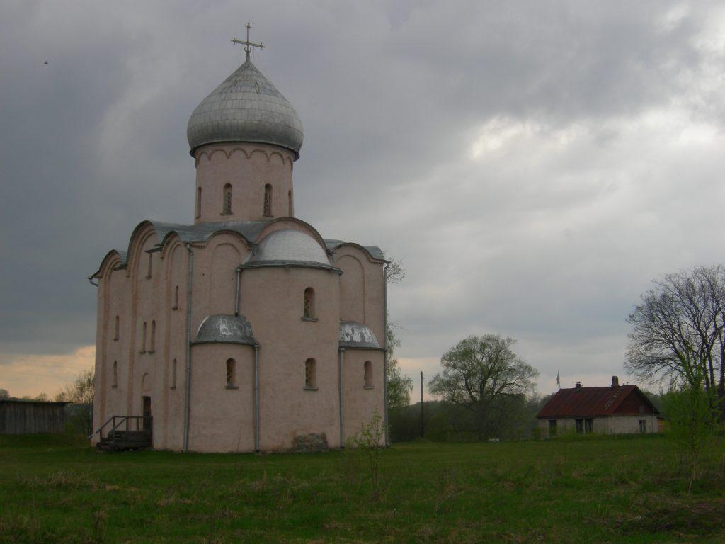 Церковь Спаса возле Городища