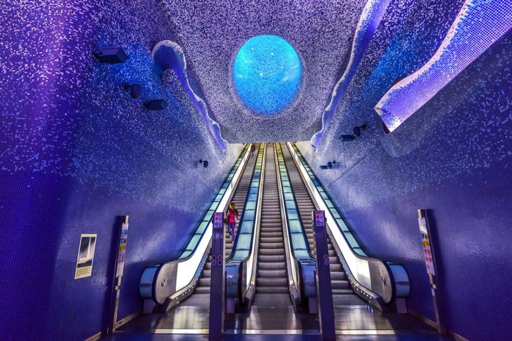 Неаполитанское метро