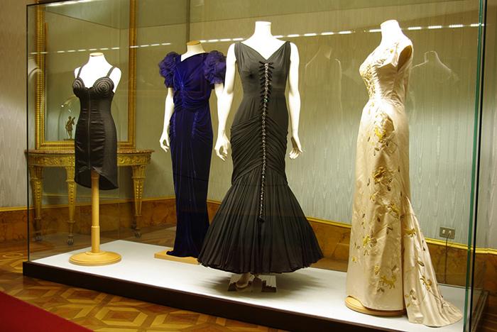Галерея костюмов в Палаццо Питти
