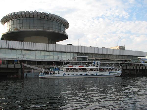 Речной вокзал Волгоград