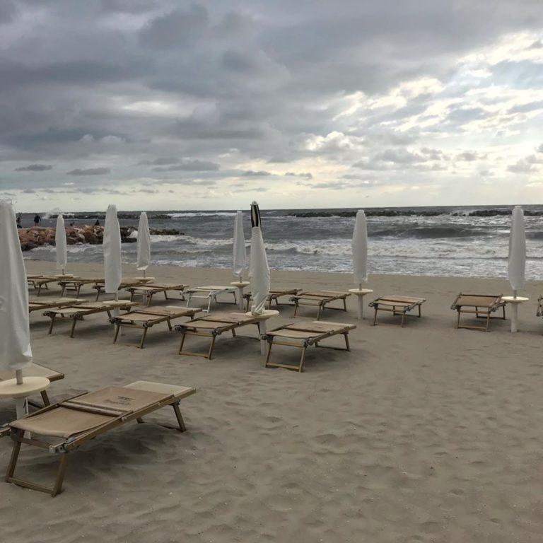 Пляж Лидо делла Национи (Lido delle Nazioni)