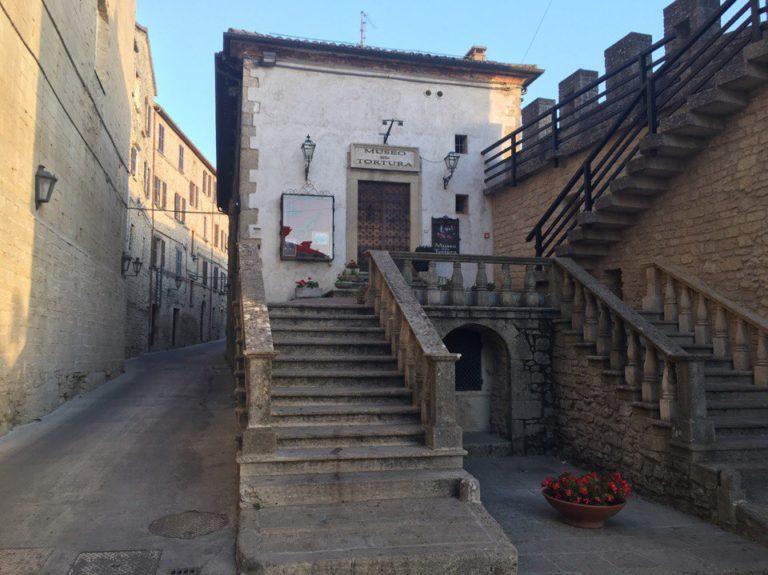 Музей пыток в Сан-Марино